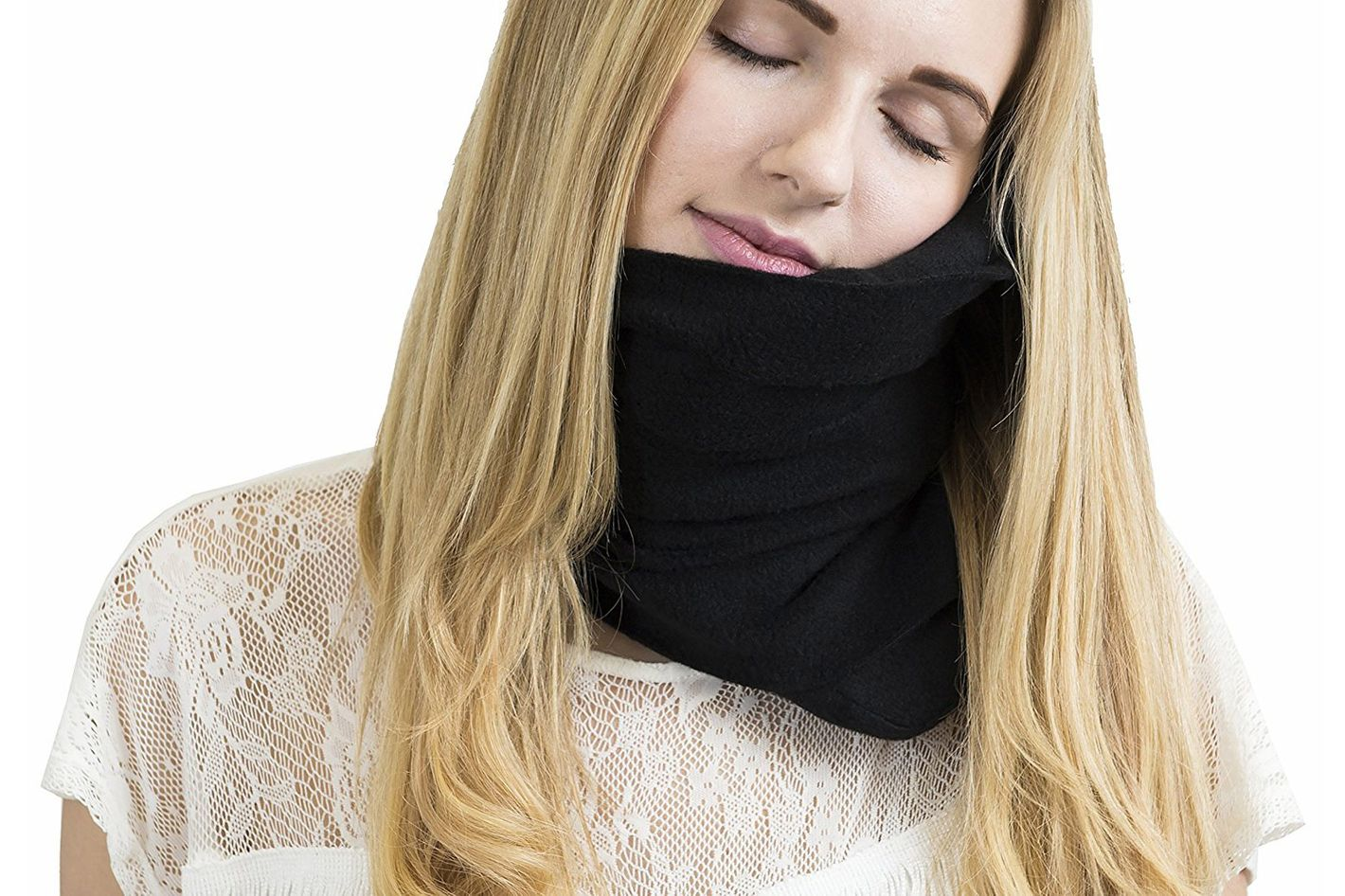 Trtl Pillow — Super Soft Neck Support Travel Pillow