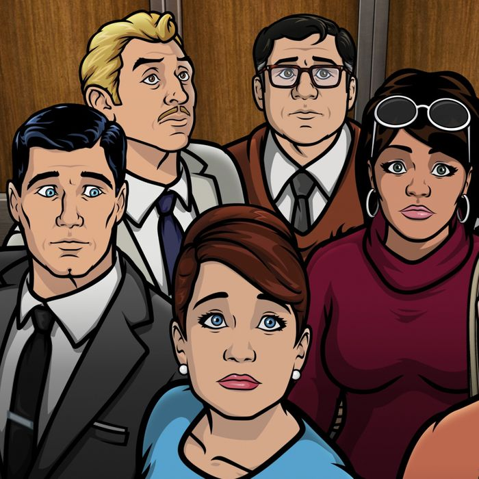 ARCHER: Episode 5, Season 6
