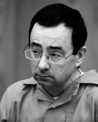 Larry Nassar.