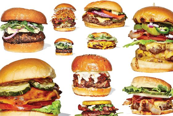 The 50 Most Important Burgers in New York