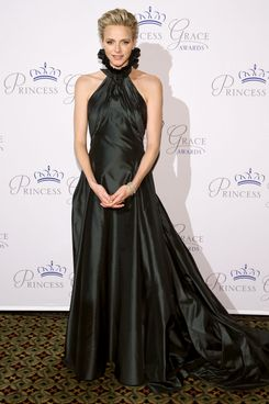 NEW YORK, NY - OCTOBER 30:  HSH Princess Charlene of Monaco attends the 2013 Princess Grace Awards Gala at Cipriani 42nd Street on October 30, 2013 in New York City.  (Photo by Neilson Barnard/Getty Images for Princess Grace Foundation)