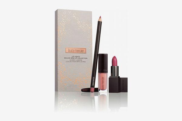 Laura Mercier Lip Lights Deluxe Mini Lip Collection