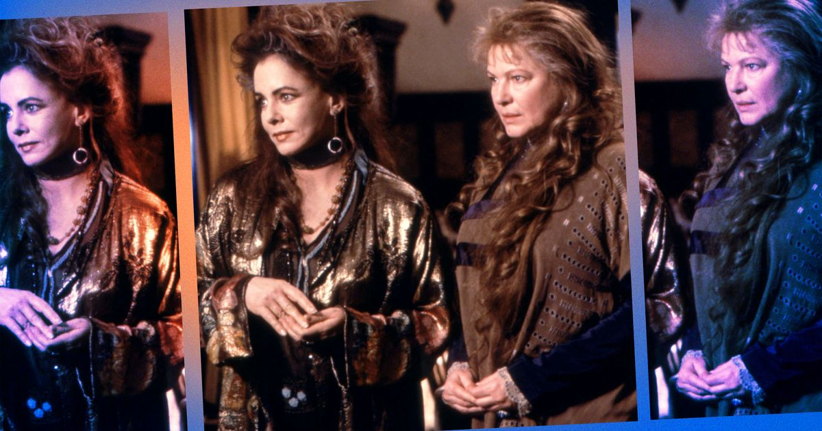 Stockard Channing Answers Our Practical Magic Questions
