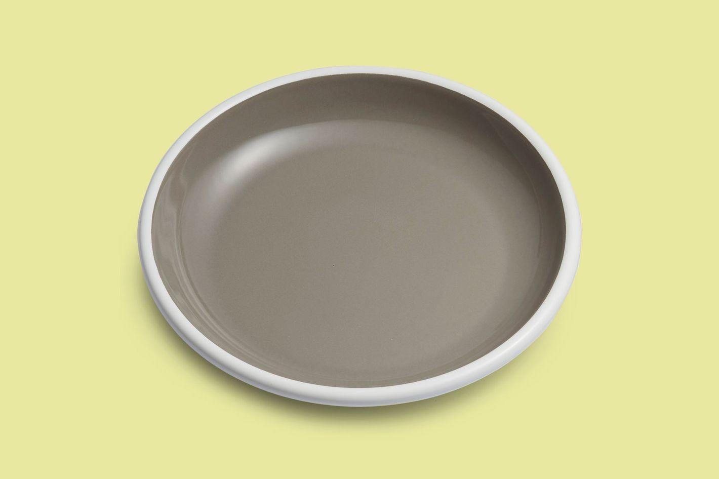 Bornn Enamelware Dinner Plate