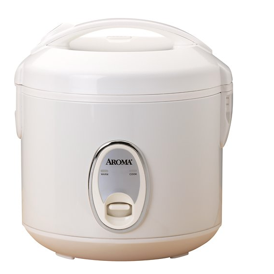 Aroma 4-Cup Rice Cooker