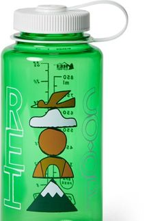 REI Co-op Nalgene Camp Stack Wide-Mouth Water Bottle