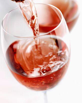 Rosé, the nectar of the gods.