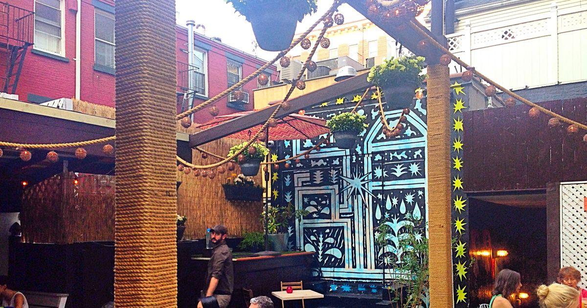 14 Fresh, New Outdoor-Dining Options Around New York