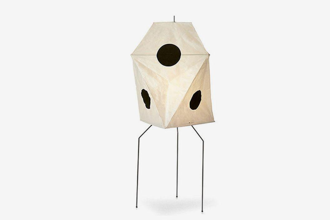 Isamu Noguchi Floor Lamp Model UF3-Q