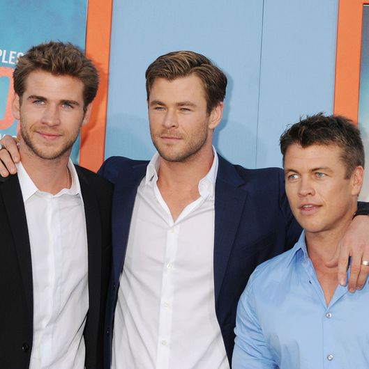 The gallery for --> Hemsworth Parents Young