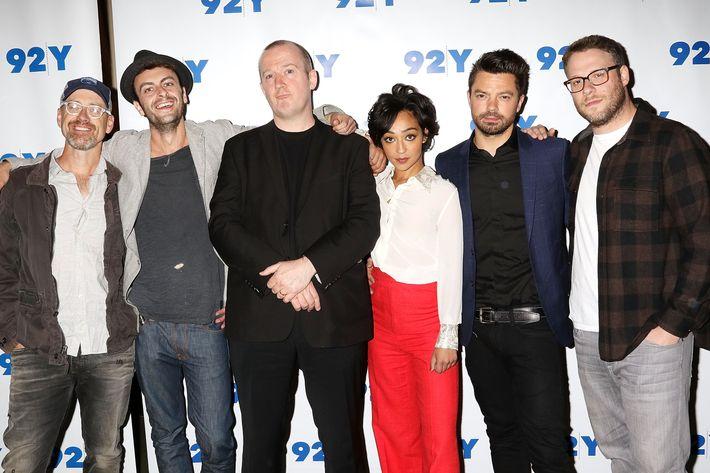 """Seth Rogen & Cast Of AMC's """"Preacher"""" Visit 92Y"""