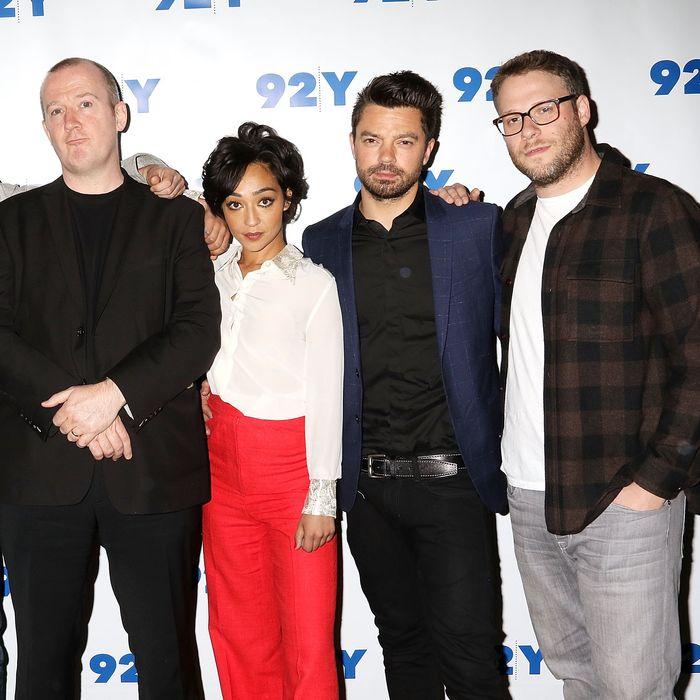 Seth Rogen & Cast Of AMC's