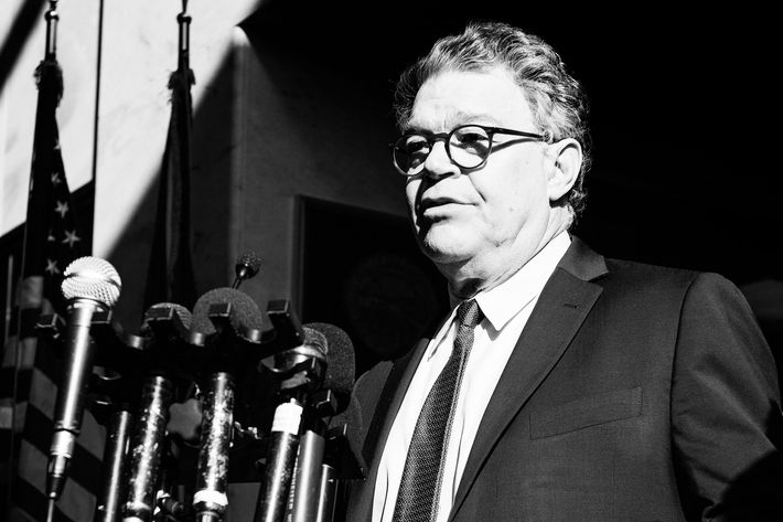 Al Franken Resigning Was Both Right And Infuriating