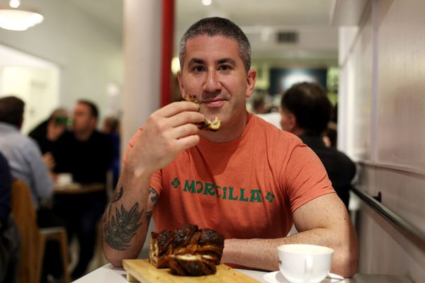 Chef Mike Solomonov Chases Tacos and Tamales With Chocolate Babka