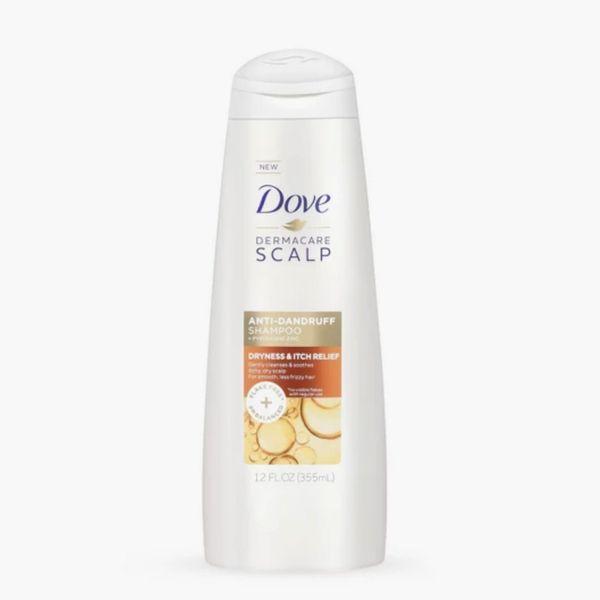 Dove Derma Care Scalp Dryness & Itch Relief Anti Dandruff Shampoo