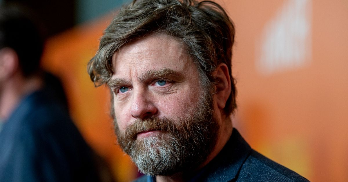 Zach Galifianakis's Between Two Ferns Movie Will Arrive on Netflix Between Now and October