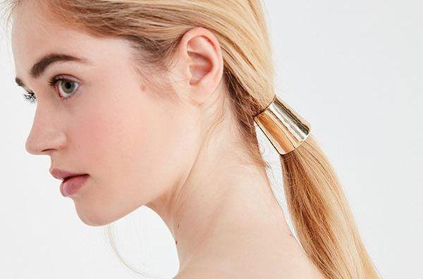 Camille Cone Hair Tie