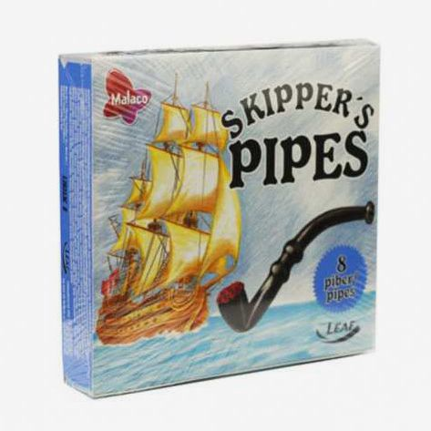 Skipper's Liquorice Pipes