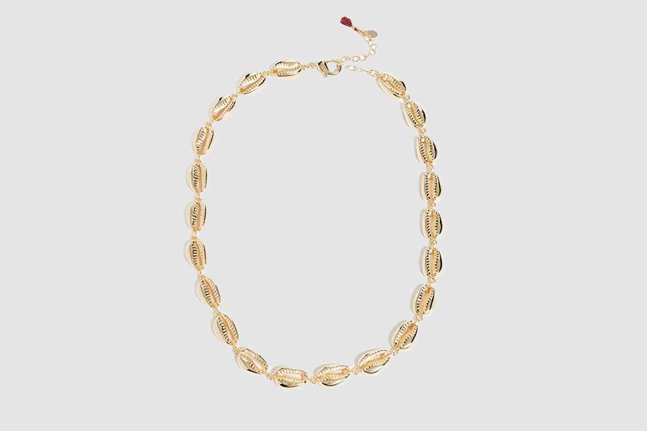 SHASHI Baltic Choker Necklace