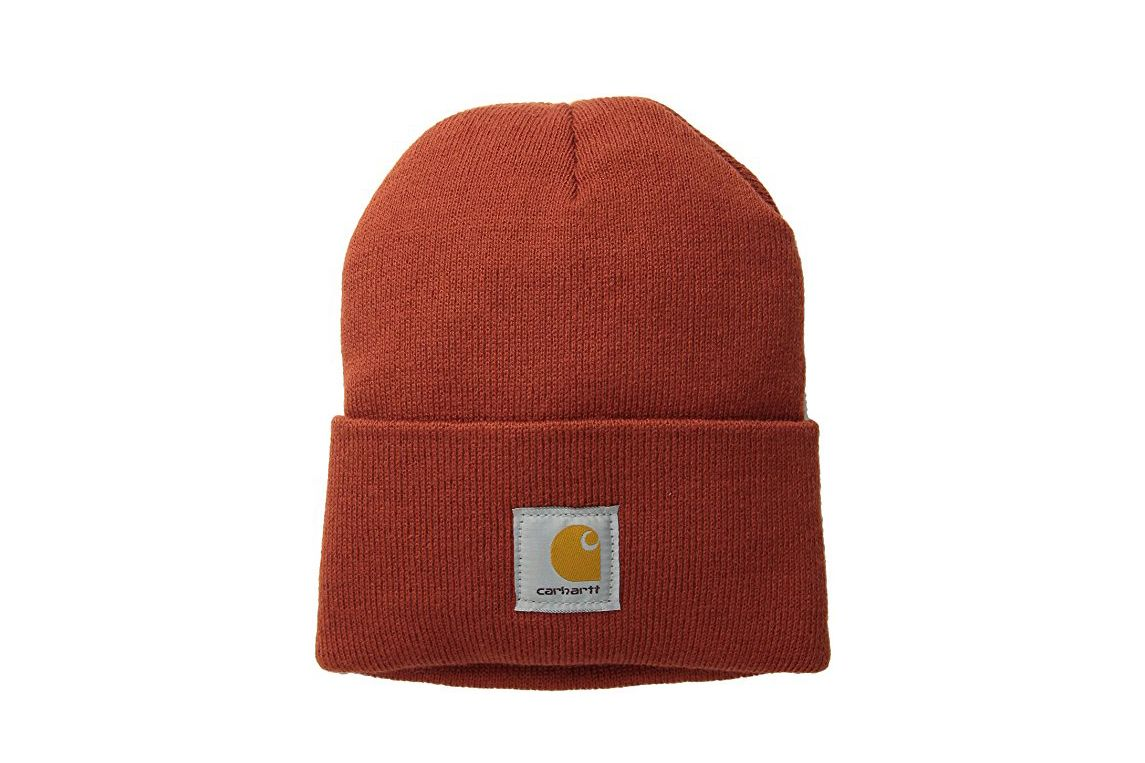 Carhartt Watch Hat A18 — Chili