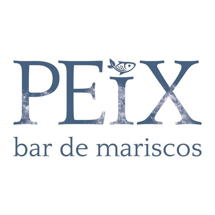 Peix means fish.