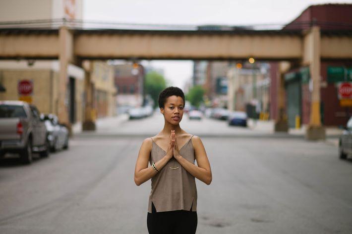 Lauren Ash, founder of Black Girl in Om.