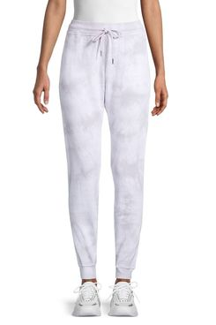 Marc New York Performance Tie-Dyed Cotton-Blend Jogger Pants