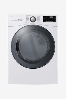 LG 7.4 cubic-foot Ultra Large Smart Stackable Front Load Electric Dryer