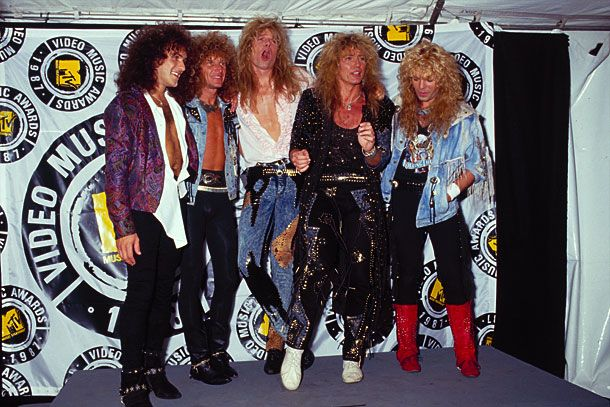 Whitesnake Can You Hear The Wind Blow