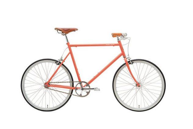 Tokyobike Ace Limited Matte Vermillion