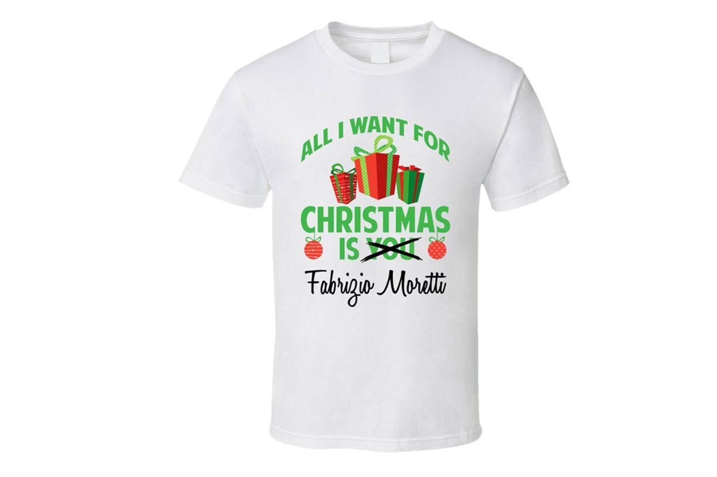 Fabrizio Moretti T-Shirt