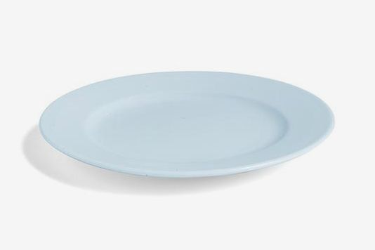 Hay rainbow plate