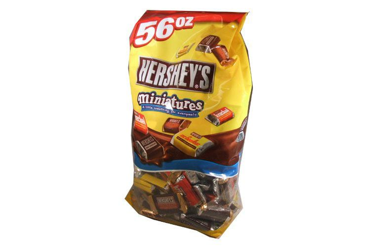 Hershey's Miniatures Assortment, 56-Ounce Bag