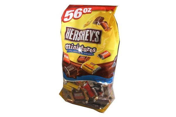 Hershey's Miniatures Assortment, 56-Ounce Bag
