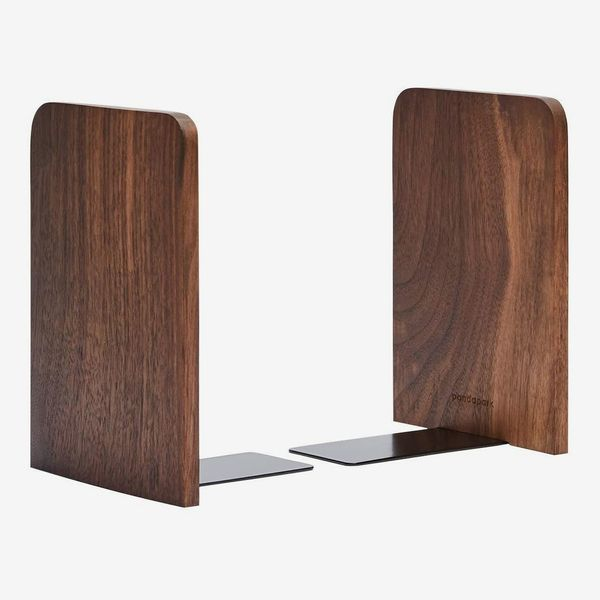 Pandapark Wood Bookends, One Pair