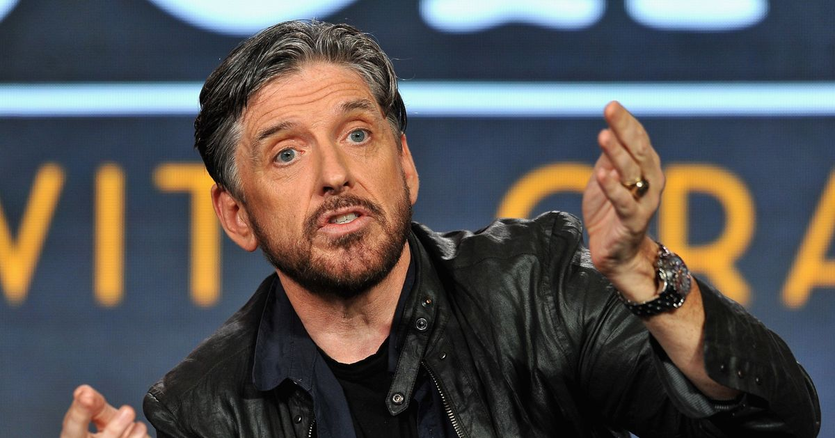 Craig Ferguson to Host ABC's The Hustler, the Game Show With a Scam Built Right In