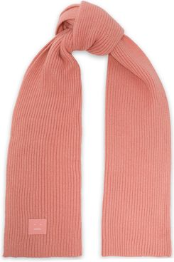 Acne Studios Ribbed Wool Scarf