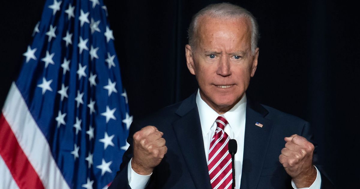 Biden's Strategy for Winning the 2020 Nomination: No Early Stumbles