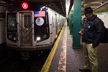NYC Transit Systems Back To Providing Normal Service For Morning Commute After Snow Storm