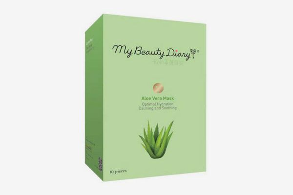 My Beauty Diary Aloe Vera Face Mask