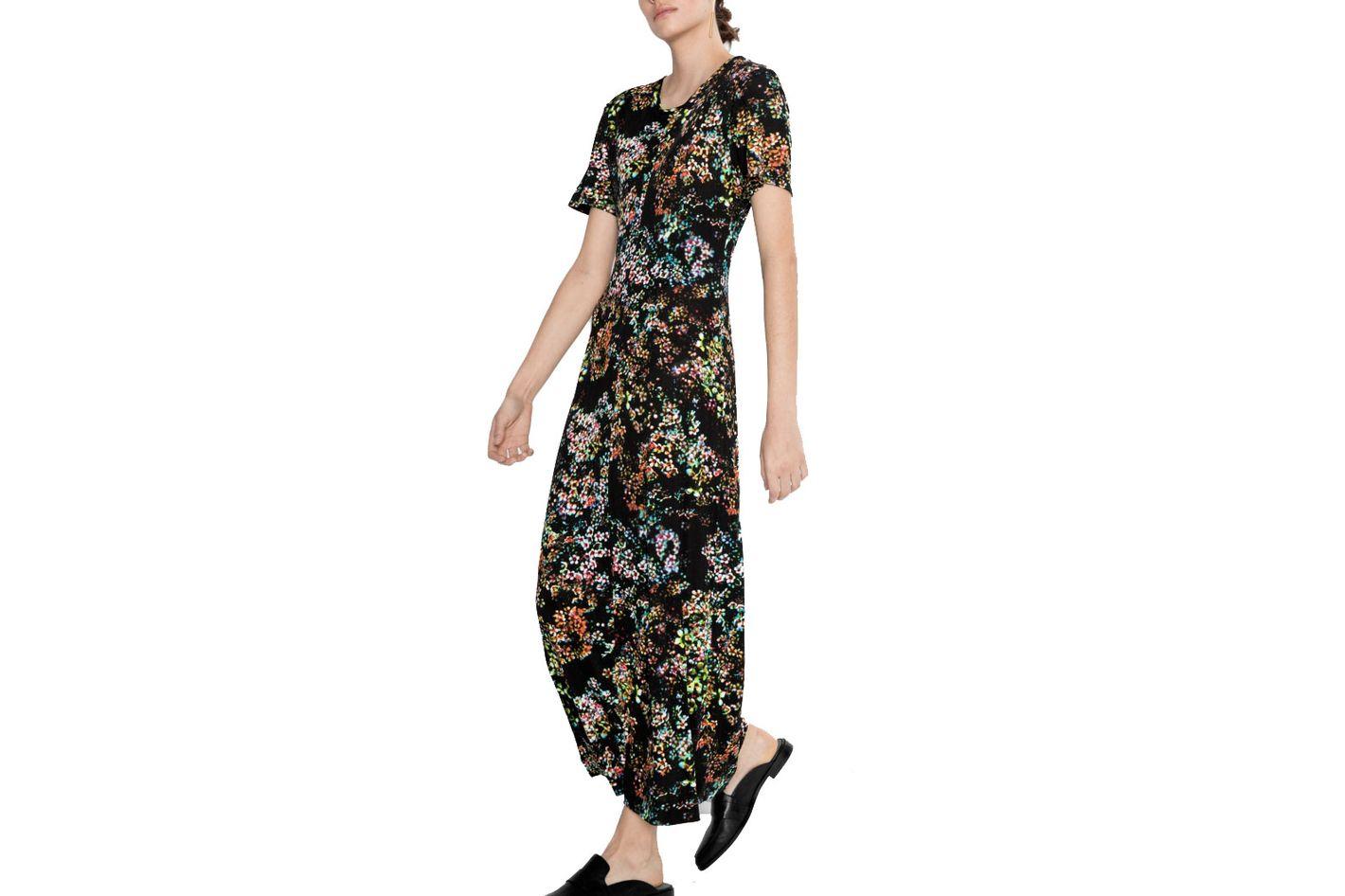 & Other Stories Petals Maxi Dress