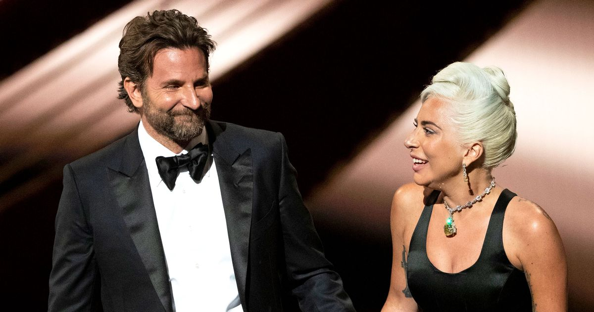 Bradley Cooper and Lady Gaga Might — Might! — Reunite Ally and Jackson for a Live Star Is Born Event