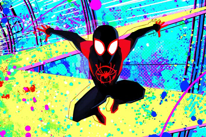 How Spider-Man: Into the Spider-Verse Changed Animation