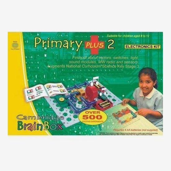 Cambridge Brainbox Primary Plus 2 Kit