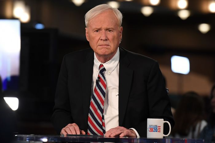 Chris Matthews Announces He Is Retiring From MSNBC