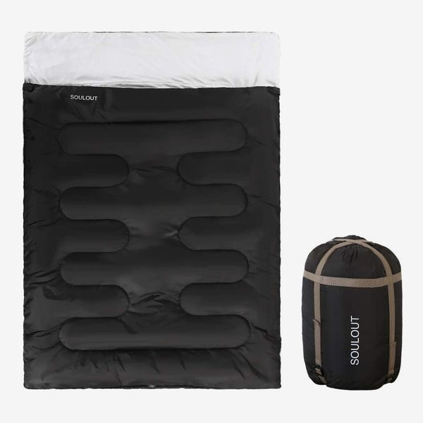 Soulout Sleeping Bag 3-4 Season (Warm Weather)