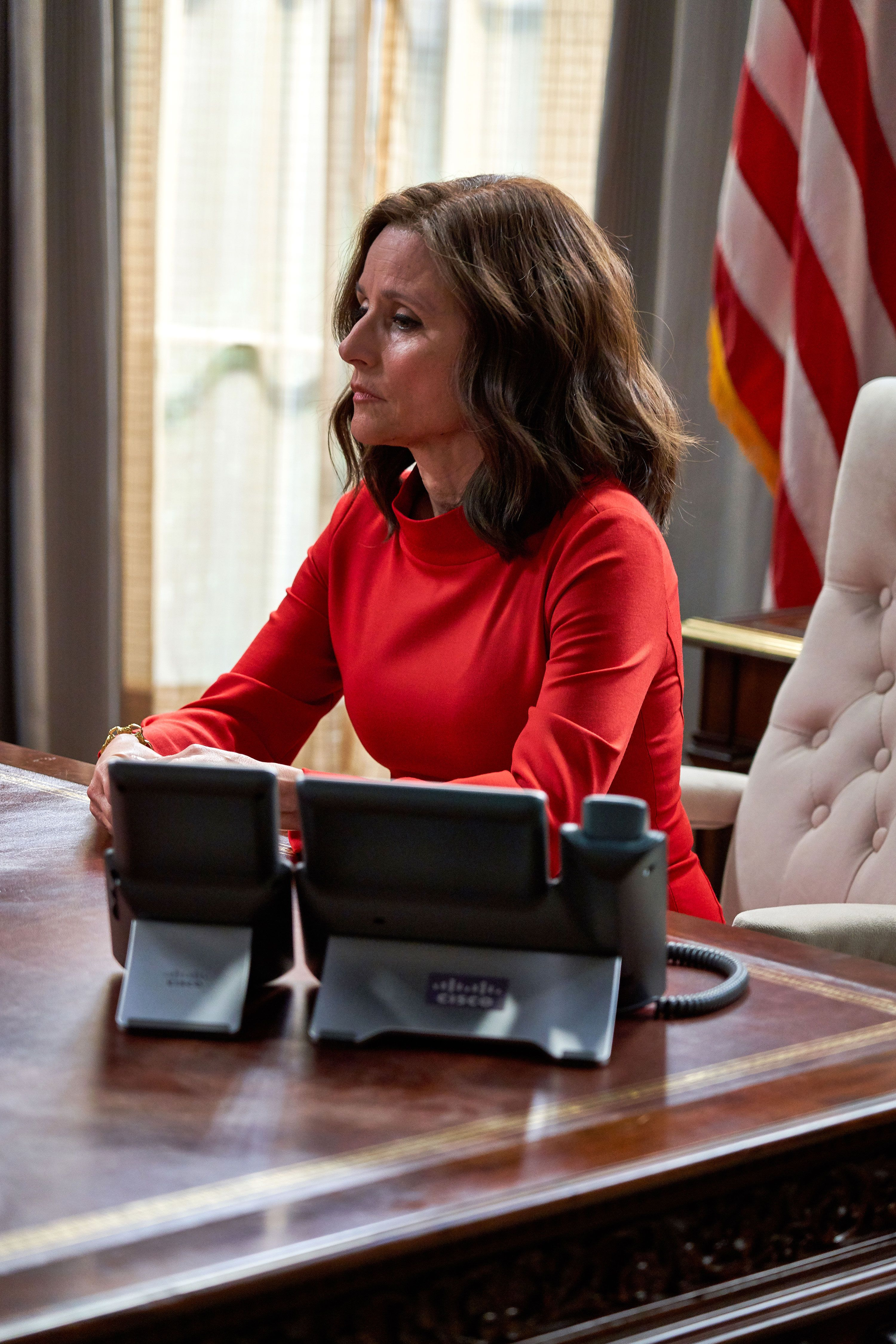 Selina Meyer Was Awful. That's What Made Her Great.