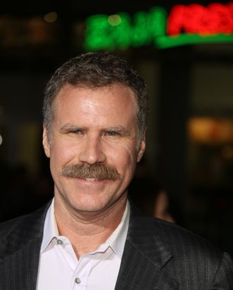 US actor Will Ferrell arrives for the premiere of the movie 'Hansel & Gretel: Witch Hunters' at Grauman's Chinese Theatre in Los Angeles, USA, 24 January 2013