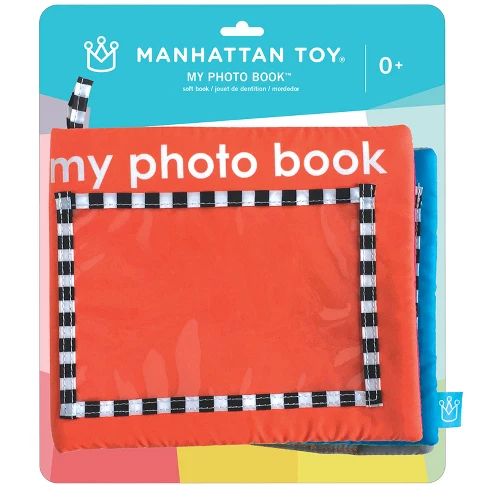 Manhattan Toy Soft Photo Book