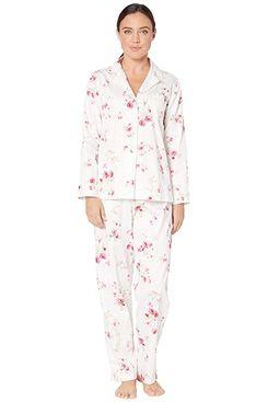 LAUREN Ralph Lauren Classic Sateen Pajama Set